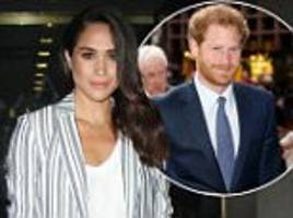 prince harry's girlfriend meghan markle chose acting over foreign service career