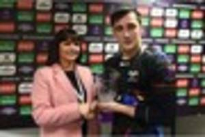 it's a flick of a coin for the scarlets! tandy admits to...