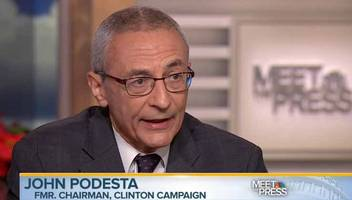 podesta: fbi only contacted me after wikileaks started dropping my emails