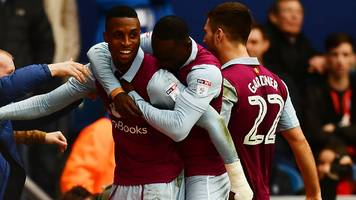 kodjia hits winner for villa as qpr lose fifth game in row