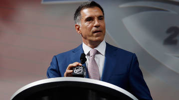 Donald Trump Taps Panthers Owner Vincent Viola As Secretary Of The Army.