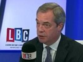 nigel farage is slammed by jo cox's husband after he says berlin terror attack is angela merkel's 'legacy'