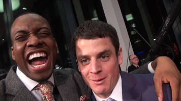 bbc sports personality of the year 2016: lutalo muhammad's brilliant vlog from the red carpet