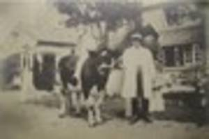 old photo of tom watson poses a mystery for milborne port man
