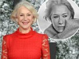 pirelli calendar star helen mirren admits she despairs at being called a sex symbol