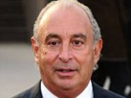 fine sir philip green £1bn to fill the black hole in bhs pensions claims watchdog