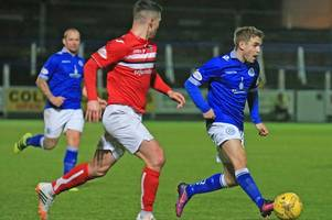 queen of the south winger danny carmichael says there is a new energy at palmerston