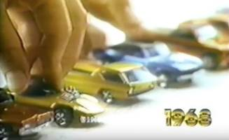 joy to the world: watch hot wheels' introductory commercial from 1968 [video]