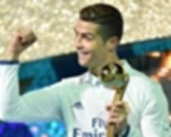 ronaldo crowned social media king of 2016