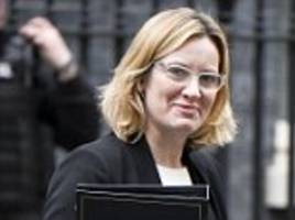 amber rudd pays to keep hermes scarf after receiving it from french interior minister