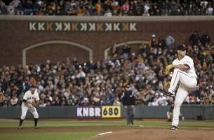 san francisco giants: my giants wish for matt cain