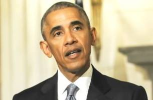 obama: people view me through prism of a 'fictional' obama that tv, fox, limbaugh created