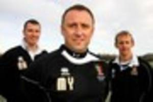seven years ago today: mark yates appointed cheltenham town...