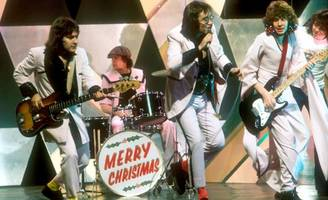 cool yule? the christmas charts are losing their glitter