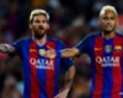neymar: i expect messi will sign new barcelona contract soon