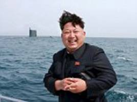 'a gift from kim jong-un': uproar as north korean soldiers given a new diet by their leader, which causes a mass outbreak of diarrhea thanks to 'strange smelling' sandfish