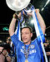 john terry: this is why i wore my chelsea kit for the champions league final