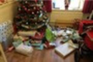 christmas is saved for grandmother whose £900 of gifts were...