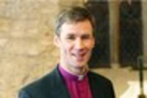 bishop of truro right reverend tim thornton delivers his...