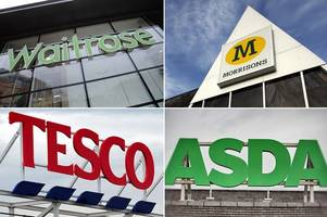 boxing day opening times for tesco asda sainsbury 39 s. Black Bedroom Furniture Sets. Home Design Ideas