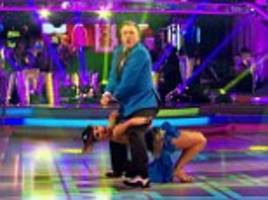 ed balls's twirl on strictly can't save his book: sales of former shadow chancellor's memoirs languish at no 438 in amazon's bestsellers list, writes andrew pierce