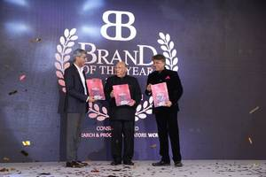 WCRC Announces the 'Brand of the Year - Emerging No. 1' at a Glittering Ceremony in Mumbai