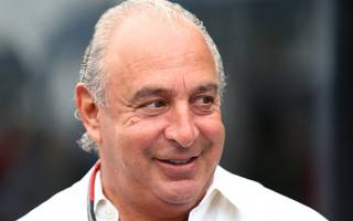 philip green says he won't pay pension fund unless bhs successor does too