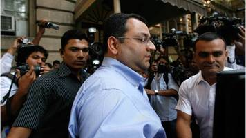 tata sons 'sues cyrus mistry for confidentiality breach'