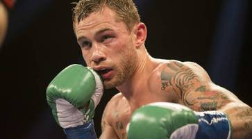carl frampton named espn fighter of the year