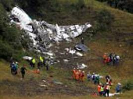 chapecoense air disaster was caused by human error, rule aviation chiefs