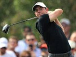 rory mcilroy must work hard and improve to be no 1, says 18-time major champion jack nicklaus