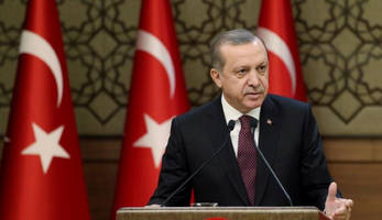 erdogan says he has confirmed evidence the us supports isis