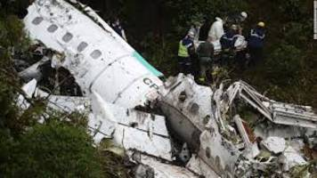 colombia confirms crashed plane was out of fuel reveals in preliminary investigations