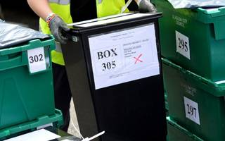 government bids to tackle voter fraud by introducing id trial