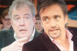 the grand tour under fire from viewers after richard hammond makes 'homophobic' remark about ice cream