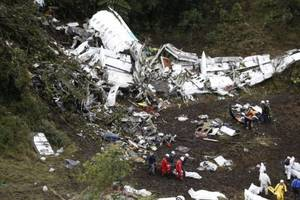 colombia probe finds jetliner ran out of fuel before crash