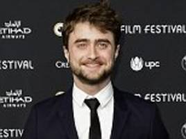 a very wealthy wizard! harry potter star daniel radcliffe is now worth an eye-watering £64million