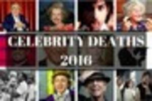 celebrity deaths in 2016: the greats we have lost this year