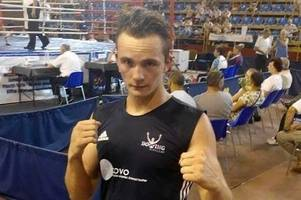 teenage scottish boxing champ at career crossroads due to lack of sponsorship cash