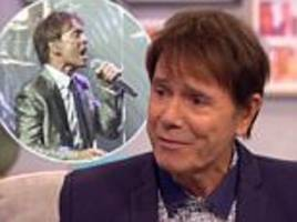 sir cliff richard struggles to cope after being falsely accused of abusing young boys