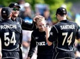 new zealand claim series victory as bangladesh collapse chasing modest 252 in nelson odi