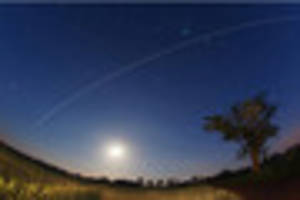 how to see the international space station over hull this new...