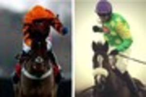 before their first cheltenham gold cup: how does thistlecrack...