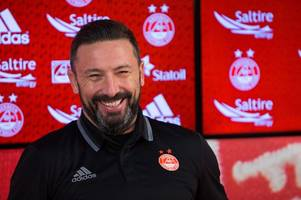 aberdeen boss derek mcinnes reckons ian cathro is already making a big impact at hearts
