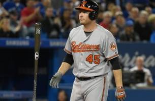 oakland athletics: after missing on encarnacion, is trumbo up next?
