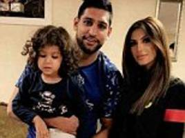 amir khan's father claims his wife faryal makhdoom invented attack by his sister