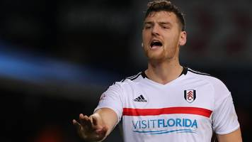 'we are not a train station' - striker martin told to 'respect' fulham contract