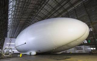amazon wants to create huge airship warehouses to speed up drone deliveries