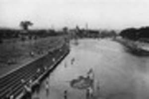 how nottingham's victoria embankment has drawn the crowds over...