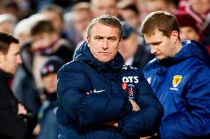 lee clark insists kilmarnock fc must do more to stop going backwards in league form and may look for new faces to help them out